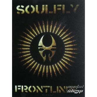 zastava Soulfly - Frontlines, HEART ROCK, Soulfly