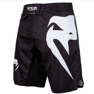 Moške kratke hlače Venum - Light 3,0 - Črna / Bela, VENUM