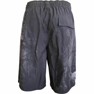 Moške kratke hlače (kopalne hlače) SPIRAL - SOUL SEARCHER - Črna, SPIRAL