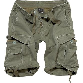 kratke hlače moški BRANDIT - Vintage Kratke hlače Oljka - 2002/1