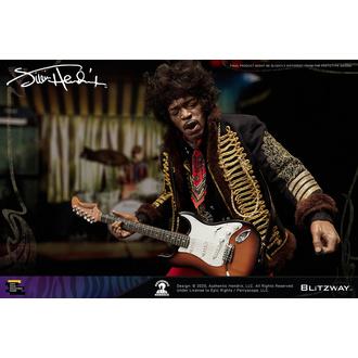 Figura (dekoracija) Jimi Hendrix, NNM, Jimi Hendrix