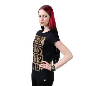 majica hardcore ženske - Metal chicks - METAL CHICKS DO IT BOLJŠA, METAL CHICKS DO IT BETTER