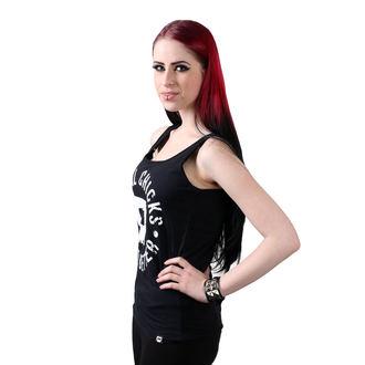 ženski top  METAL CHICKS DO IT BETTER - Skull, METAL CHICKS DO IT BETTER