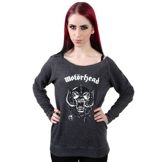 ženska jopa Motörhead - Logo Burnout Open Edge - URBAN CLASSICS, NNM, Motörhead