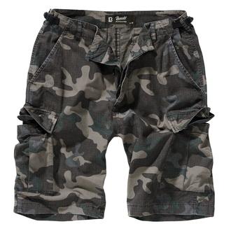 Moške kratke hlače BRANDIT - BDU Ripstop - 2019-temna camo