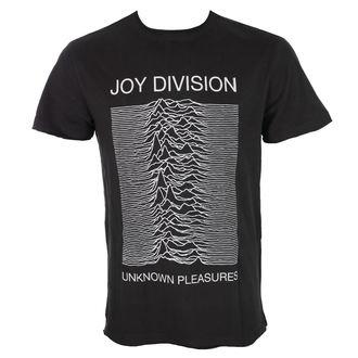 moška metal majica Joy Division - UNKNOWN PLEASURES - AMPLIFIED, AMPLIFIED, Joy Division