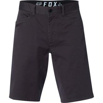 Kratke hlače Moški FOX - Stretch Chino - Vintage Črne, FOX