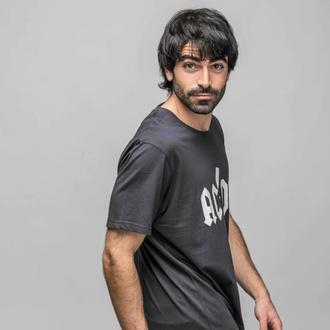 Moška majica AC/DC, CERDÁ, AC-DC