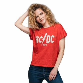 Ženska majica AC/DC, CERDÁ, AC-DC