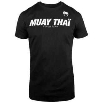 Moška majica Venum - Muay Thai VT - Črna / Bela, VENUM