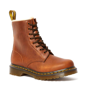 DR. MARTENS zimski škornji - 8 vezalnih lukenj - 1460 SERENA, Dr. Martens