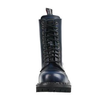 čevlji STEADY´S - 10 dírkové - Blue black, STEADY´S