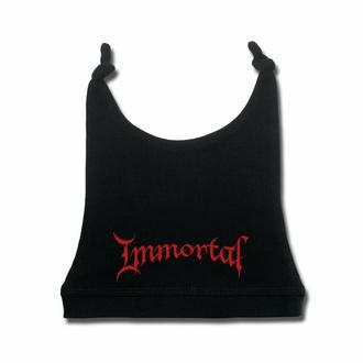 Otroška kapica Immortal - (Logo) - črna - rdeča - Metal-Kids, Metal-Kids, Immortal