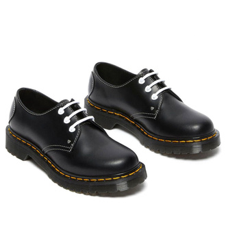 Ženski škornji DR. MARTENS - 1461 Hearts - črna, Dr. Martens