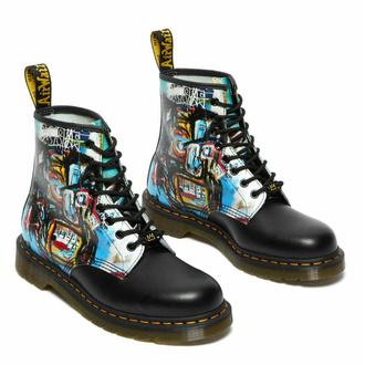 Škornji DR. MARTENS - z 8 očesci - 1460 Basquiat, Dr. Martens