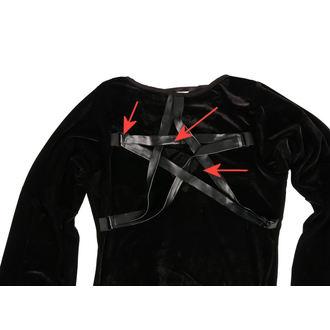 obleko ženske Heartless - HOCUS POCUS - BLACK - ZAŠČITA, HEARTLESS