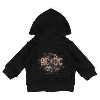 Otroška Jopa s kapuco AC-DC - Rock or bust - Metal-Kids, Metal-Kids, AC-DC