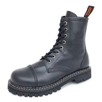 čevlji KMM - 8dírkové - Črna - 080