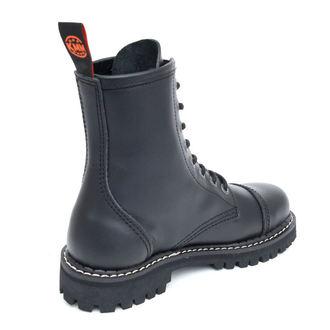 usnje čevlji - - KMM - Črno - 080