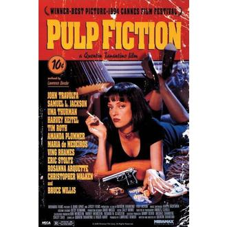 plakat Pulp Fiction (Cover) - PP30791, PYRAMID POSTERS, Pulp Fiction