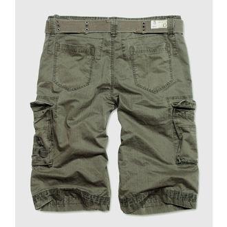 kratke hlače moški SURPLUS - ROYAL SHORTS - OLIV, SURPLUS