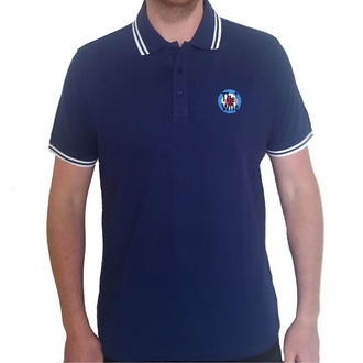 Moška majica The Who - Target Logo - NAVY Polo - ROCK OFF, ROCK OFF, Who