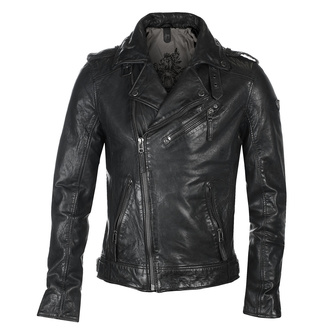 Moška (bajkerska) jakna GBMalic SF STUV - anthracite, NNM