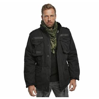 zima jakna moški - M65 Giant Black - BRANDIT, BRANDIT