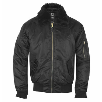 Moška bomber jakna (zimska) BRANDIT - MA2 Jacket Fur Collar, BRANDIT