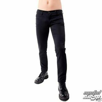 moške hlače Black Pistol - Close Pants Denim Črna - B-1-50-001-00 - DAMAGED, BLACK PISTOL