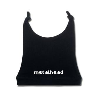 Otroški klobuk metalhead v beli - črna - Metal-Kids, Metal-Kids