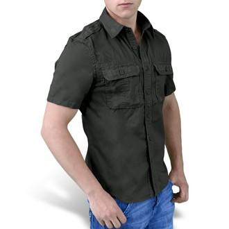 majica SURPLUS - 1/2 Vintage Majica - Črno, SURPLUS