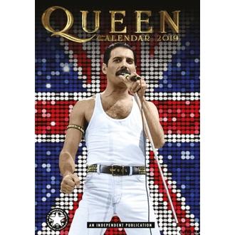 Koledar za leto 2019 - QUEEN, NNM, Queen