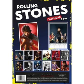 Koledar za leto 2019 - Rolling Stones, NNM, Rolling Stones