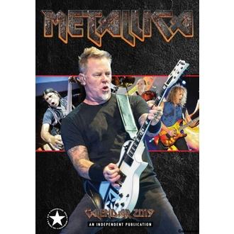 Koledar za leto 2019 - Metallica, NNM, Metallica