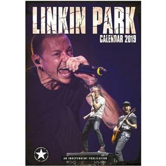 Koledar za leto 2019 - Linkin Park, NNM, Linkin Park