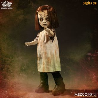 Lutka Living Dead Dolls - The Time Has Come To Tell - Pepel Lee, LIVING DEAD DOLLS