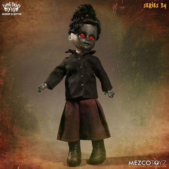 Lutka Living Dead Dolls - The Time Has Come To Tell The Tale - Soot, LIVING DEAD DOLLS