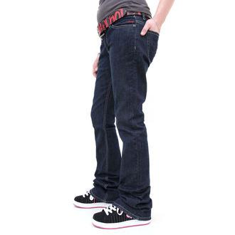 hlače ženske (kavbojke) ETNIES - Booted, ETNIES