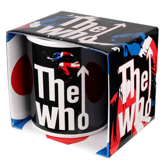 skodelico The Who - Union Jack, ROCK OFF, Who