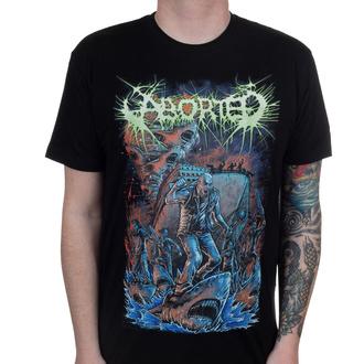 Moška metal majica Aborted - Sharknado - INDIEMERCH, INDIEMERCH, Aborted