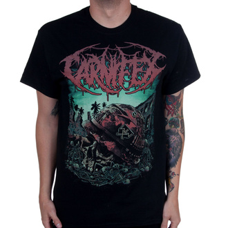 Moška majica Carnifex - Born To Kill - Črna - INDIEMERCH, INDIEMERCH, Carnifex