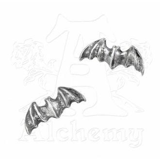 Uhani Bat Studs E186 - Alchemy Gothic