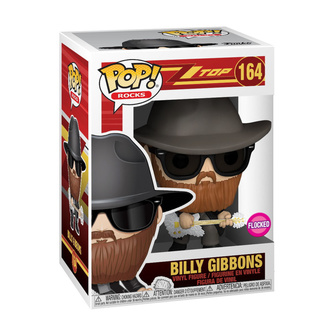 figurica ZZ Top - POP! - Billy Giboni, POP, ZZ-Top