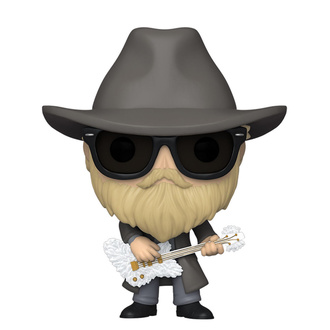figurica ZZ Top - POP! - Dusty Hill, POP, ZZ-Top
