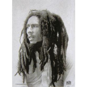 zastava Bob Marley HFL 027, HEART ROCK, Bob Marley
