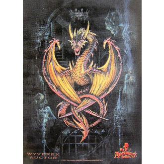 zastava Achemy Gotika HFL 346, HEART ROCK