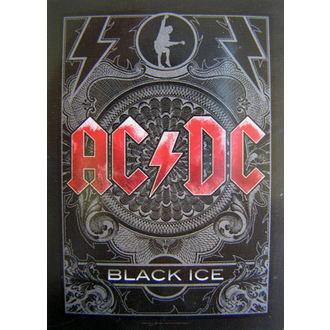 Zastava AC-DC 'Black Ice' HFL 0979, HEART ROCK, AC-DC