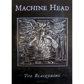 zastava Machine Head '&&string0&&', HEART ROCK, Machine Head