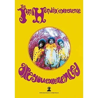 Zastava Jimi Hendrix - Are you Experienced, HEART ROCK, Jimi Hendrix